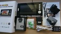 Wireless Video Door Phone Intercom Kit GWJSW