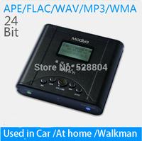 New ferrary fashion car Mp3 player SD/TF card WAV APE FLAC MP3 WMA High quality audio AUX out walkman hifi player