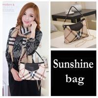 2014 Fashion Designer Brand Genuine bag Leather handbags women bags high quality genuine leather Hot sell