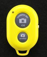 sale 200pcs/lot Wholesale-2014 hot wireless Bluetooth Remote Shutter Camera Control Self-timer Shutte
