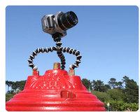 sale selling 1000 pcs/lot newest Medium Flexible Ball octopus Leg Mini Digital Camera Tripod Octopus