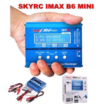 Бесплатная доставка SKYRC IMAX B6 мини модель самолета баланс зарядное разрядник ...