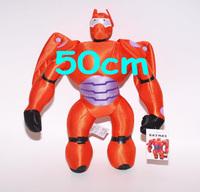 Big Hero 6 Robot Cartoon Movie Plush Dolls Toys 28cm Size Baymax Robot Stuffed Toys