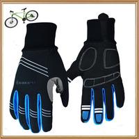 cycling gloves Brand GEL Full Finger Men Winter Warm Cycling Gloves Slip for mtb riding bike/bicycle mountain bike M,L,XL