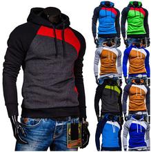 Men Hoodie Brand Fashion Hooded Men's Tracksuit Sport Sudaderas Hombre Striped Sweatshirt Assorted Pullover Hoodies XXXL AX937(China (Mainland))