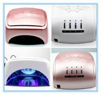 Nail Tools 60W 100V-240V LED Nail UV Lamp Best Curing Effect Nail Dryer 4 Timer EU/US plug Nail Art Lamp