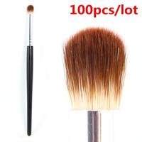 Professional Blending Brush Shadow Makeup Tool Wholesale 100pcs/Lot