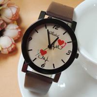 Fashion & casual 2014 hit han edition student movement watches wholesale fashion personality women's rhinestone Dress Watches