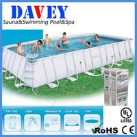 Bestway rectangular framed family Swimming pool for sale