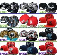 Hot selling ,BLVD SUPPLY  Snapback hat ,LAST  KINGS  Snapbacks, HIP HOP Snapback caps .20PCS/LOT