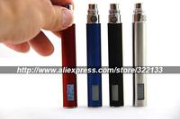 LCD EGO VV Battery 650 900 1100 Best Fit ALL EGO EVODseries CE4 CE5 CE6 MT3 T2 H2 vivi nova etc. Electronic Cigarette Atomizer