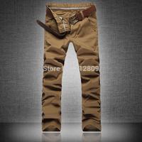 2015 autumn and winter men's jeans, men's fashion casual Korean Slim Straight multi-colored slacks 205