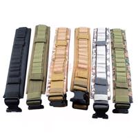 Tactical Cartridge Belt Outdoor Hunting Waist Belt 25 Shotgun Shell Bandolier Belt 12 Gauge Ammo Holder