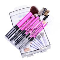 Bangor New Arrival Professional Makeup Brush Cosmetic Brushes Set 7PCS Face Eyeshadow Foundation Kit