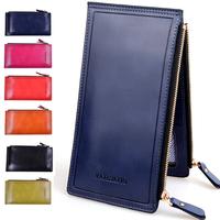 Fashion Zipper solid Polyester Pu Long Organizer wallets women brand coin purse card holder bag style women messenger bag 2015