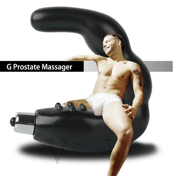 vi over 60 prostate massager