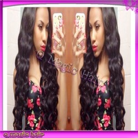 unprocessed brazilian 150 density full lace human hair wigs rpg show virgin lace front wig loose wave human hair wigs for women