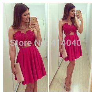 купить Женское платье Qita 2015 DZ1120021 недорого