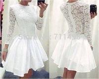 White hollow out sleeveless off the shoulder dress women sexy nightclub Irregular mini short dress