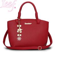 2015 Women Messenger Bags New Women Handbag Fashion PU Leather Bag Portable Shoulder Bag Crossbody Bolsas Women Leather Bag