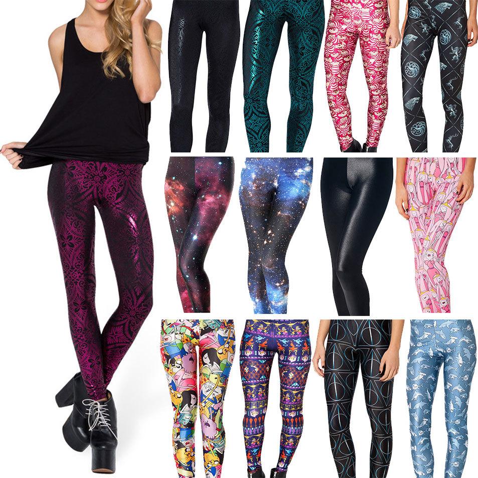 frauen leggins 2015 neuankömmling leggings geometrischen floral bedruckte leggings fitness kleidung für frauen legging