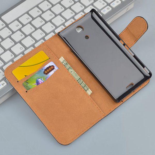 Чехол для для мобильных телефонов OEM Sony Xperia ZR M36h C5502 C5503 4 Flip case For sony xperia zr m36h защитная пленка для мобильных телефонов hd sony xperia zr m36h