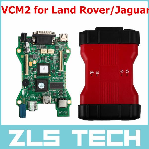 2015 New Designe VCM II VCM 2 for Land Rover/Jaguar with Latest Software JLR V139 VCM2 IDS  Auto Diagnostic Interface(China (Mainland))