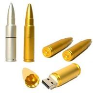 Bullet Pendrive 64GB Flash Drive 32GB 16GB 8GB Usb Stick Pen Drive Flash Memory Card Stick Disk On Key 64GB Gold Silver Gift