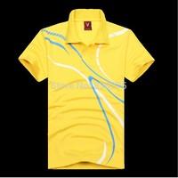 2015 high school uniform solid color lapel casual polo shirt jersey T-shirt dress Ban DIY custom printed logo printed numbers
