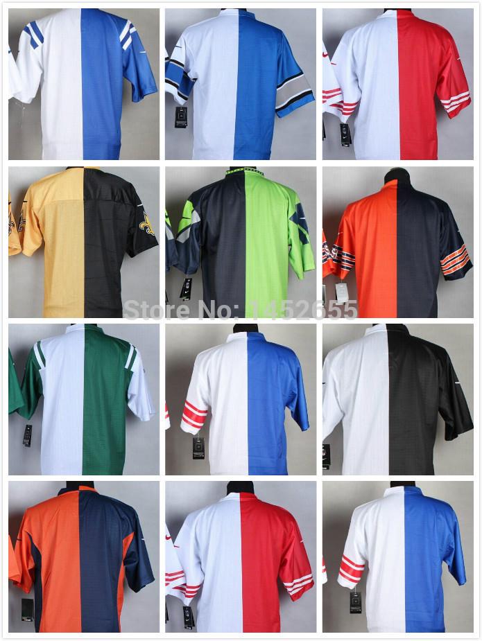 customized jersey, Elite Football Jersey,Best quality,Authentic Jersey,Size M L XL XXL XXXL,Accept Mix Order(China (Mainland))