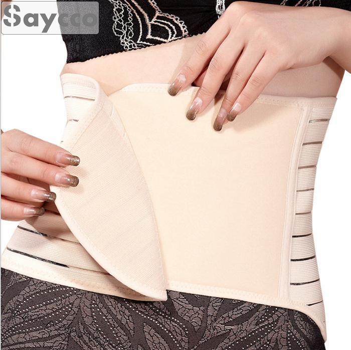 Body Shaper Waist Cincher Post Partum Section Maternity Abdominal Binder Support Belt Belly Binder Tummy Support Body Shaper(China (Mainland))