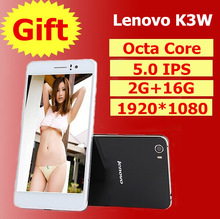 Lenovo originale k3 mtk6582 k3w octa core android 4.4 smatphone mtk6592 1,7 GHz 5,0 pollici 1920x1080p 2gb ram 16 Grom 13mp dual sim(China (Mainland))