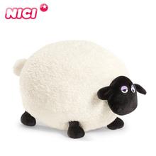 2015 NEW 1pcs Timmy large ball Hot sale very cute NICI sheep creative plush toy stuffed toy doll Shaun sheep 30 cm(China (Mainland))