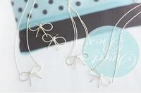 Korean Fashion Trinkets Super Beautiful Bow Bracelet Anklet Bracelets have Tails Generic mixed Batch