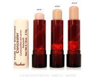 1pcs France Pasha New BlemisConcealer h Creamy Stick Makeup Face Eye Lip Concealer Cream Beauty Care!! Free Shipping