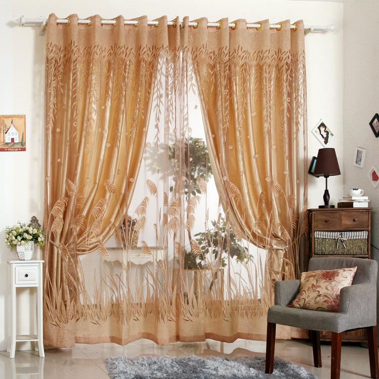 Tende per soggiorno rustico ~ neburisky.net