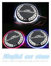 LED car logo light for X1,X3,X5,X6,E90,E60,E46,F10,F20,F30 LED car decorative light car rear badge