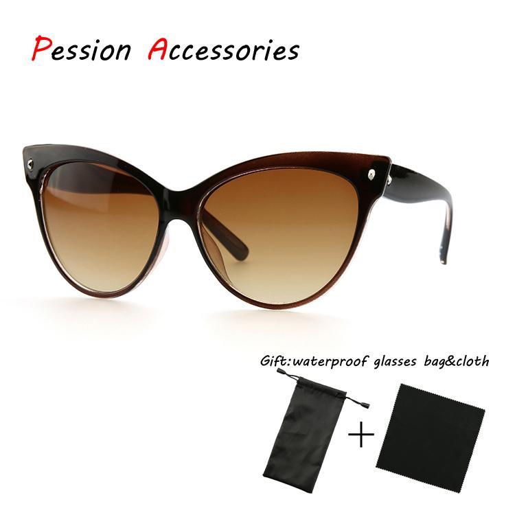 Женские солнцезащитные очки Pession