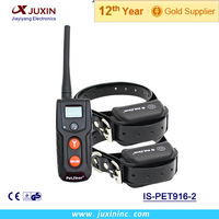 Rechargeable remote training and beeper collar pet products
