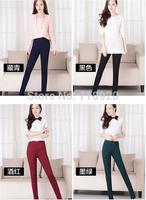 Women's Pants Highand  Good Quality Thick Velvet Pants Leggings Women Leggings Render Pants Winter Warm Slim Super Elastic