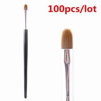 Professional Lip Brush Lip Gloss Brush For Lips Makeup Brush Wholesale 100pcs/lot