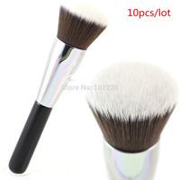 VELA Flat Kabuki Brush Multipurpose Makeup Brush Face Beauty Tool Cosmetic Brush Wholesale 10pcs/lot