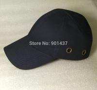 Safety Bump Baseball Cap Vented Work Wear Hard Hat Helmet Navy Blue