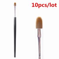 Professional Lip Brush Lip Gloss Brush For Lips Makeup Brush Wholesale 10pcs/lot