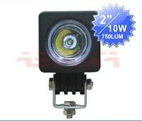 20pcs 10W work light 2inch 12V headlight