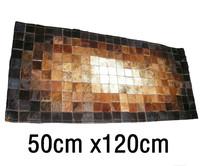 2015 new high quality custom luxury leather living room coffee table carpet tile carpet rug den OEM production
