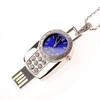 Watch Jewelry Usb Flash Drive Gift Gifts Pen Drive Pendrive 64GB 32GB 16GB 8GB Usb Stick Disk On Key 64GB Memory Stick Computer