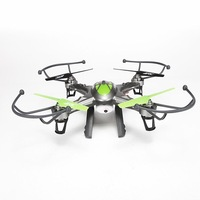 F11594/95 JJRC H9D Digital Proportional FPV Video Real-Time Transmission 5.8G 2.0MP HD Camera 2.4G 4CH RC Quadcopter 6-Axis +FP