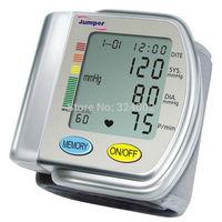 Health Care! Digital Wrist Blood Pressure Monitor Portable Sphygmomanometer Household Health Monitors  Beauty & Health 900W