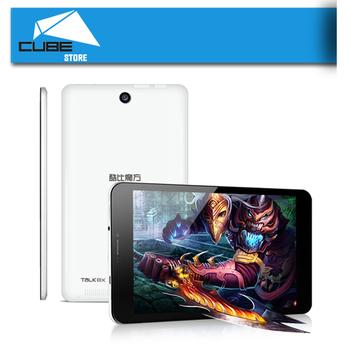 Куб talk8x обсуждение 8 x 3 г WCDMA телефонный звонок планшет ультра тонкий 8 дюймов IPS 1280 * 800 Octa ядро MT8392 двойная камера 8 ГБ Rom GPS Bluetooth